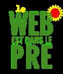 Création site internet Le Web est dans le Pré à Borée Le Cheylard Les Estables